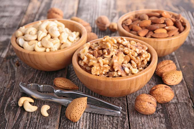 Nuts Are Useful For Sperm Quality And Male Fertility, A New Study Revealed