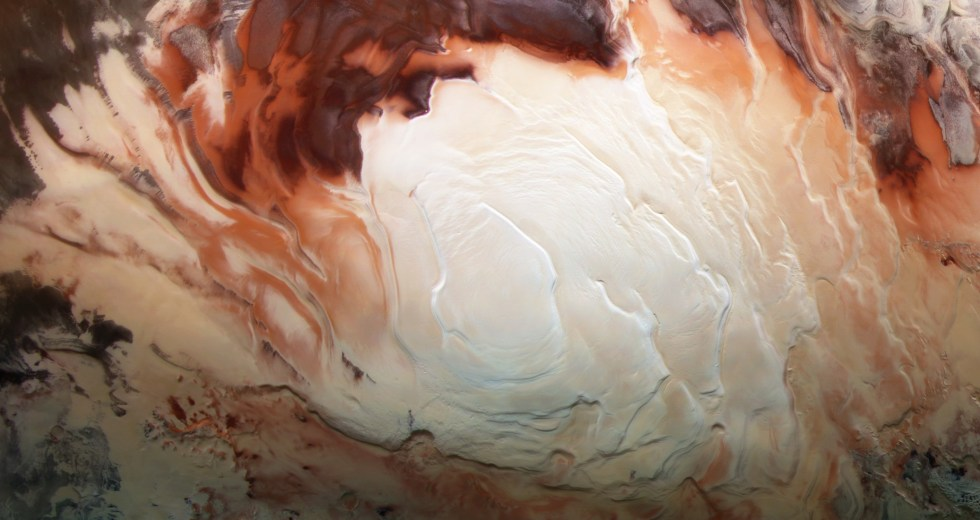 Liquid Water Found On Mars, Igniting The Theories About Extraterrestrial Life On The Red Planet