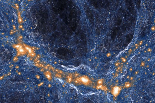 More Difficult for Light to Get Through the Cosmic Void with Lower than Expected Number of Galaxies