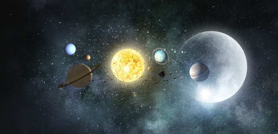 NASA Discovers: Our Solar System is Fenced by a Glowing Wall