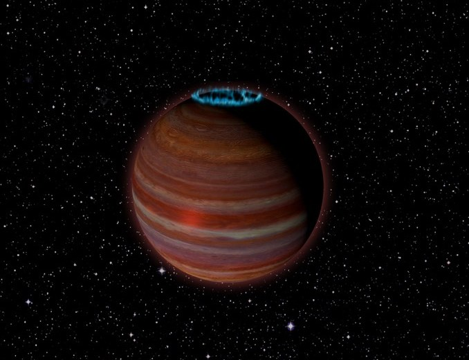 A Brown Dwarf Or A Supermassive Exoplanet With Powerful Magnetic Fields Detected By Astronomers