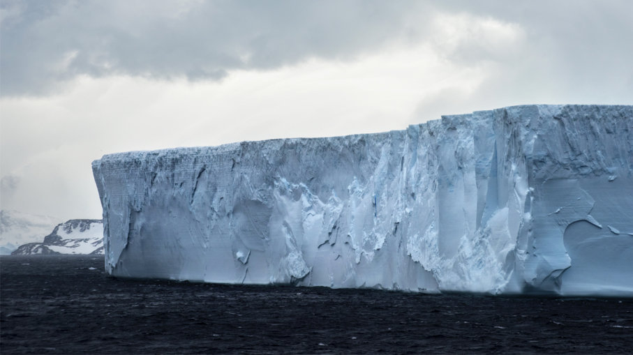 Monster Iceberg In Antarctica Is Now On The Move