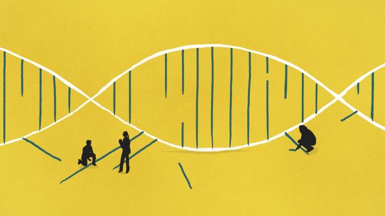 Secret Gift Found in Our DNA