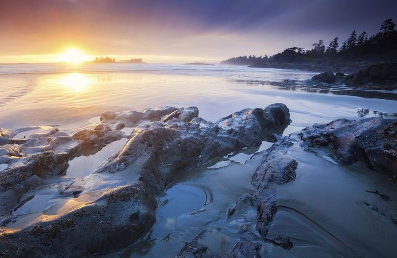 Ice Age: Ancient People Used British Columbia Coast To Reach South