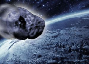 An Asteroid may hit Earth in the Following Decades