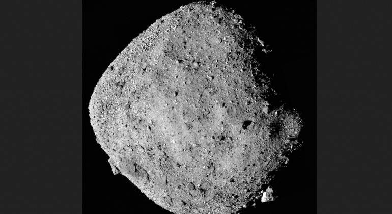 NASA OSIRIS-REx Mission Discovered Water On Asteroid Bennu