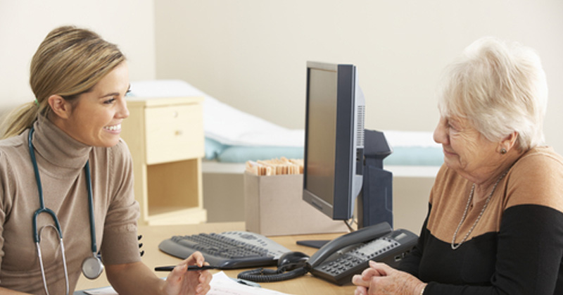 Building the patient-therapist relationship during telehealth visit