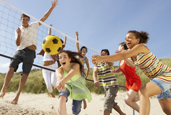 Active Teens Are Less Likely To Get Overweight in Adulthood
