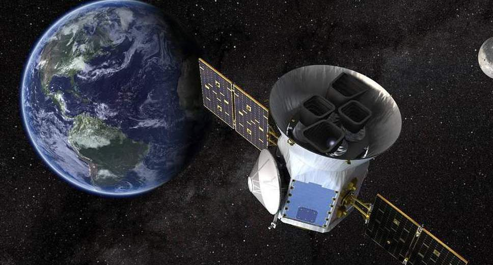 NASA's TESS Exoplanets Hunter Detected A New Sub-Neptune Gaseous Planet