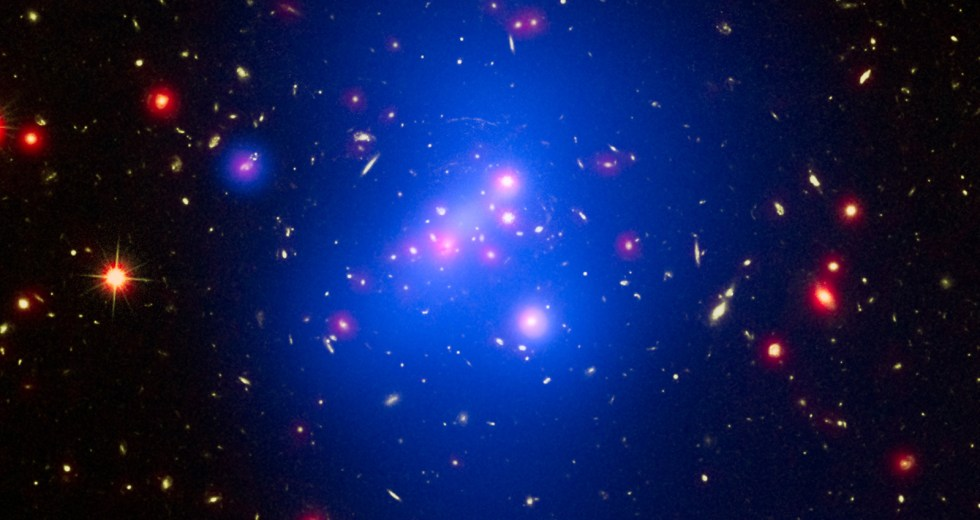 The Great Observatories Reveal a New Galaxy