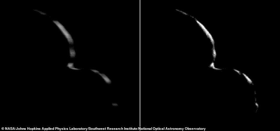 Ultima Thule Model Redrawn: The Massive Space Rock Resembles A Pancake