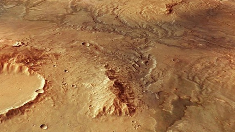 Life On Mars Could've Existed – ESA Snapped Never-Before-Seen Martian River Canals