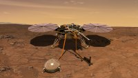 NASA's InSight Gets Ready To Measure The Temperature of Mars