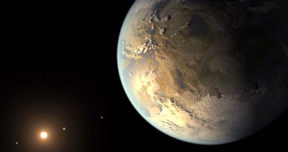 """Scientists Have Discovered A New Planet That We Could Call """"Home"""""""