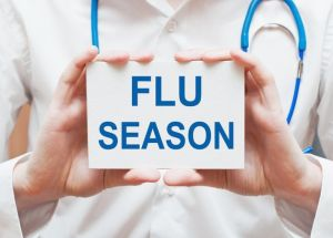 Flu Season Peaked, But A New Influenza Strain Takes The Lead