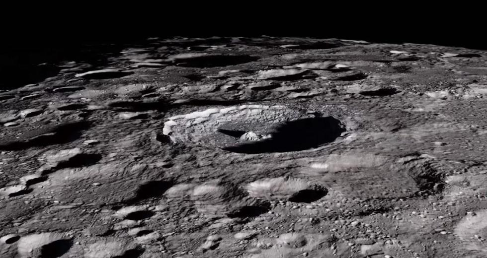 Water Molecules On The Moon Spotted By NASA's Lunar Reconnaissance Orbiter