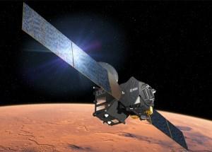 ExoMars Trace Gas Orbiter Measured Lower Amounts Of Methane On Mars Than Scientists Estimated