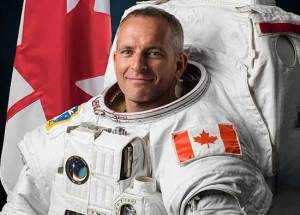 David Saint-Jacques Became The Fourth Canadian Astronaut To Perform A Spacewalk