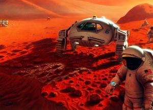 NASA Plans To Send Astronauts To Mars By 2033