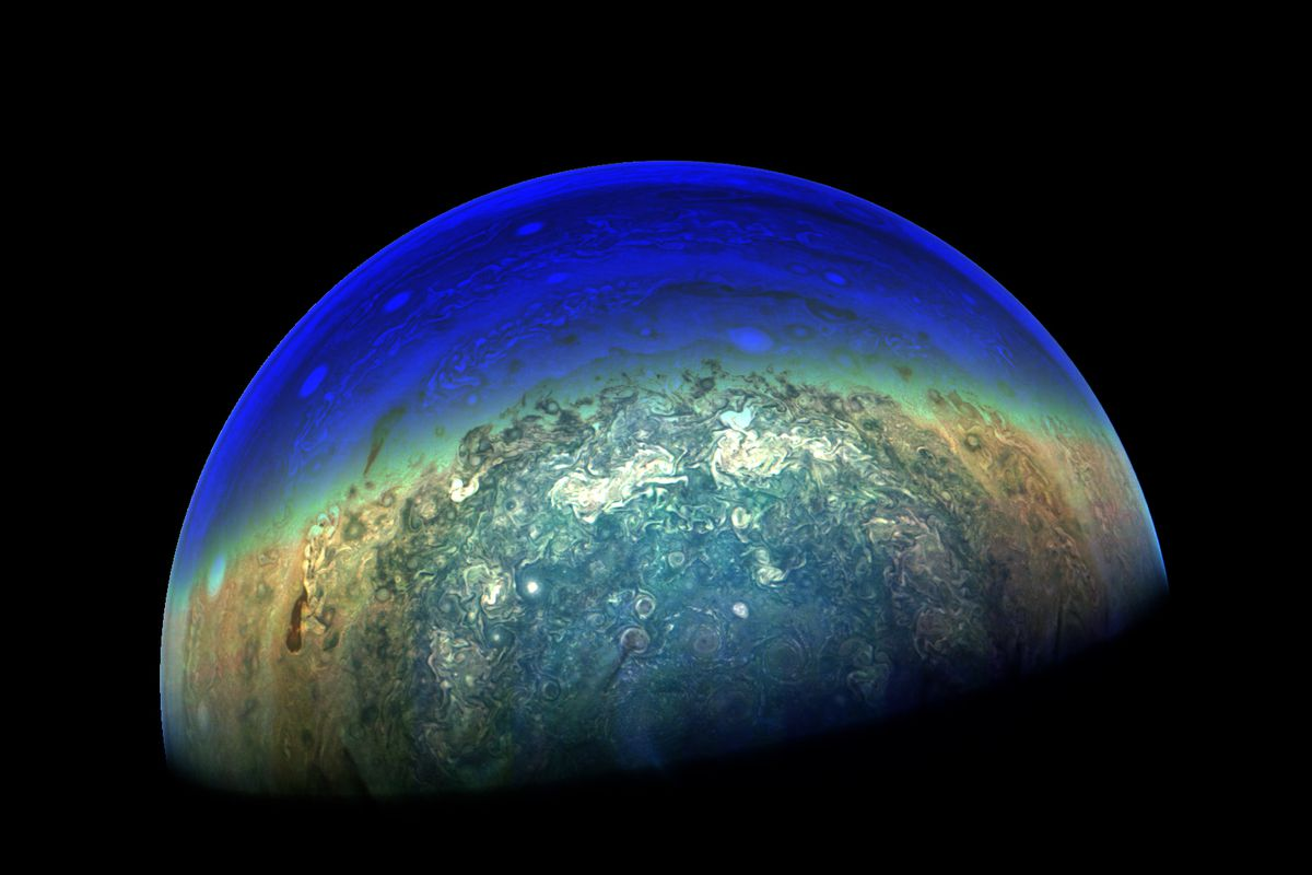 NASA's Juno Confirms Changes In Planet's Magnetic Field — Jupiter Surprising Discovery