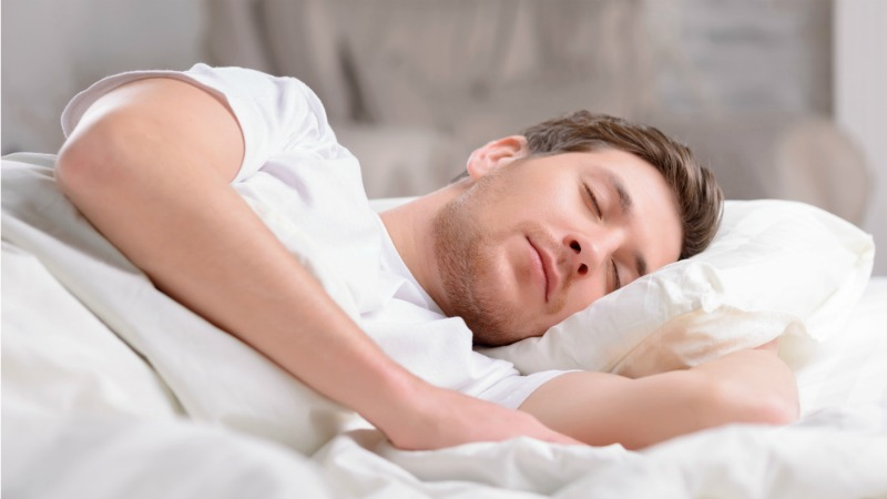 Here's How You Burn About 500 Calories While Sleeping