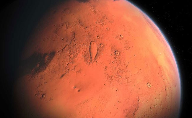 NASA has confirmed the discovery in the atmosphere of Mars methane