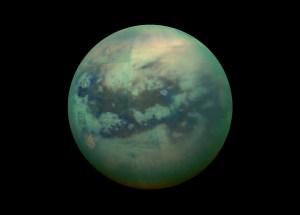 NASA Explained The Mysterious Dark Rings On Titan, Saturn's Moon