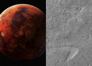 "NASA Makes Jokes On The ""Star Trek"" Sign Spotted On Mars By The MRO"