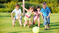 Outdoor Play Is Essential For Children And Their Health