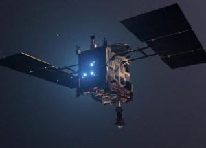 Japan landed its Hayabusa-2 probe on Ryugu to collect samples