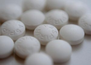 """Taking Aspirin """"just to be safe"""" might not be a good idea"""