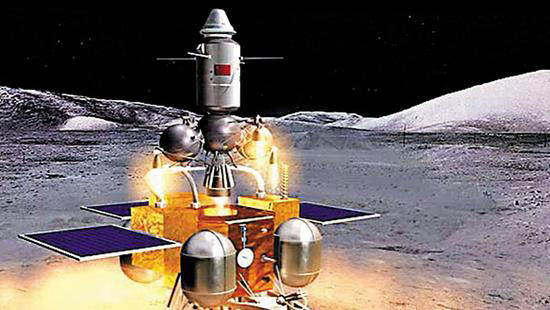 China's Chang'e 5 Moon Mission To Launch Soon And Return Home With Lunar Soil Samples​