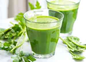 Green Juices Help Type 2 Diabetes Patients
