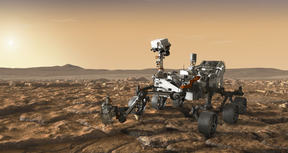 SuperCam Became Part of the Mars 2020 Rover