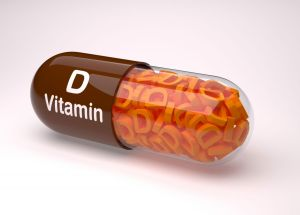 Vitamin D Proves Efficient In Weight Loss Diets