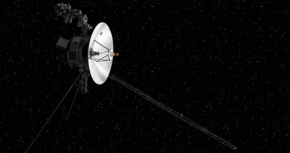 Voyager 2 Continues To Explore The Edge Of The Solar System