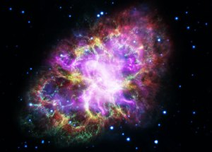 The Crab Nebula Recently Sent A Blast Of Gamma-Rays Our Way