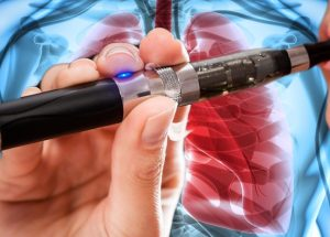 E-cigarette usemight be responsible for critical lung illnesses