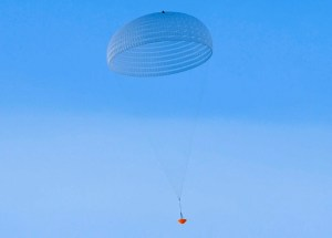 ExoMars Lander's Parachute Fails Another Test
