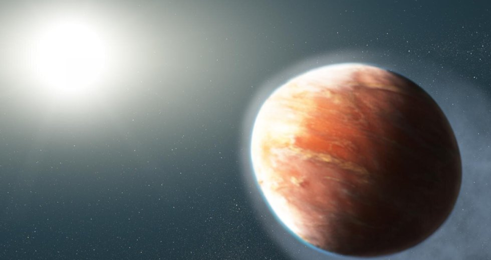 Football-Shaped Planet Was Just Discovered