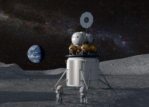 NASA's Artemis Moon Lander Will Be Built At Marshall Space Flight Center