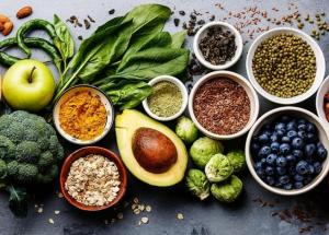 Healthy Diet Offers a Longer Life
