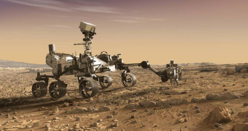 NASA Mars 2020 Rover Successfully Passed Another Test