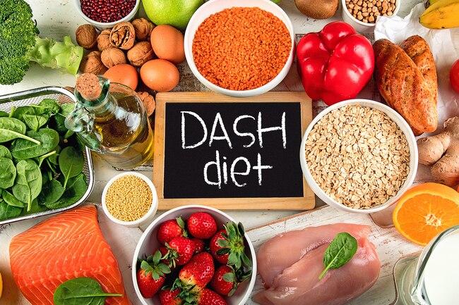 DASH Diet — Best Foods For Lowering Blood Pressure
