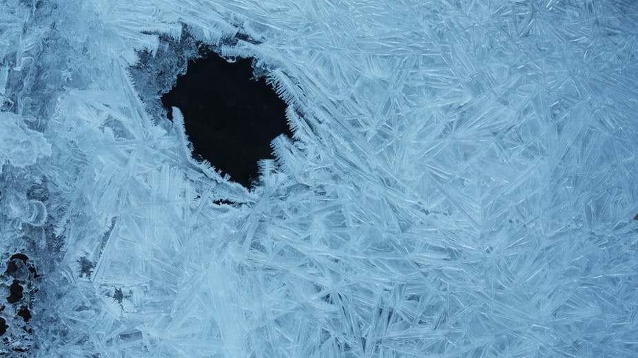 NASA Is Forbidden to Drill the Lake Vostok