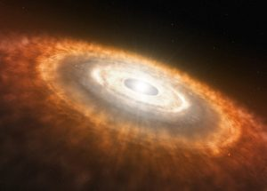 Baby Planets Cause Gaps In Protoplanetary Disks Around Young Stars