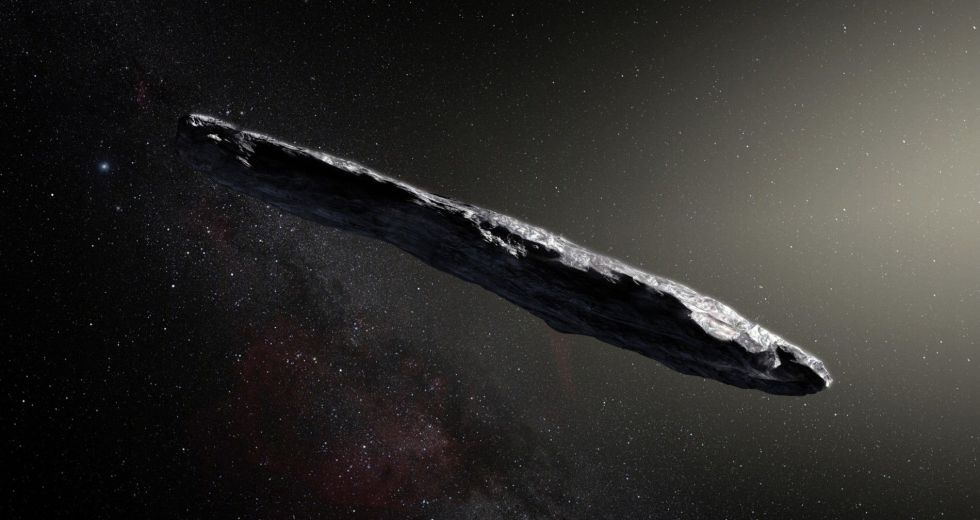 An Interstellar Object Might Actually Be a Dead Planet