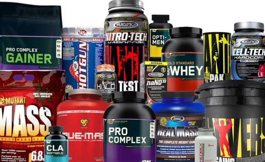 Some Fitness Supplements Might Contain Harmful Ingredients