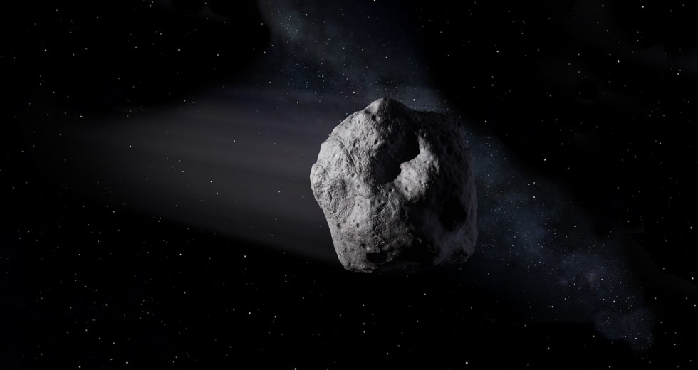 Massive Asteroid OR2 Passed Next To Earth Yesterday