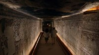 "Archaeologist Discovers ""Ingenuity Of Pythagoras"" In Ancient Greek Tunnel"